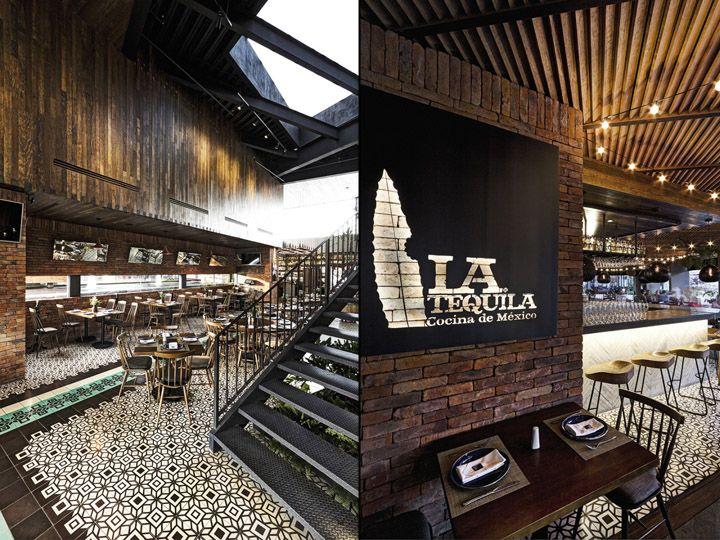 La tequila south restaurant by león orraca arquitectos