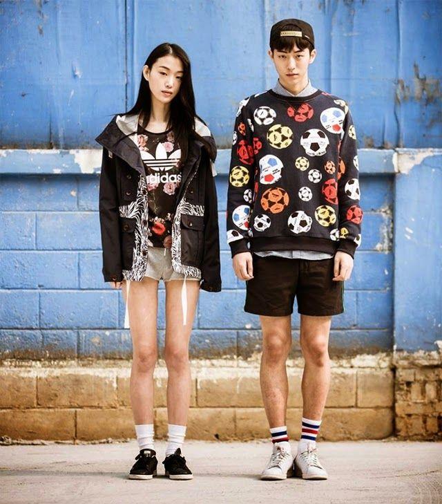 Korea Model모델 / Idol아이돌: adidas Originals x Model