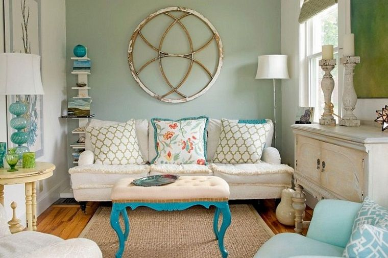 arredare soggiorno piccolo stile eclettico | INTERIOR DESIGN ...