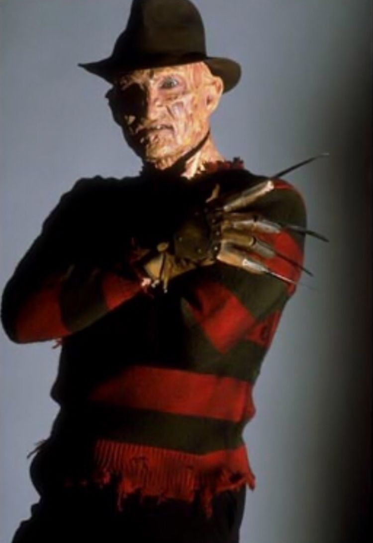 Pin By Tinalbion On Freddy Nightmare On Elm Street A