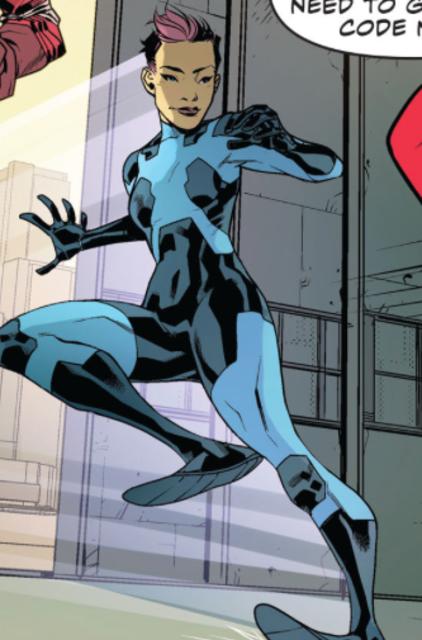 Avery Ho (Character) - Comic Vine