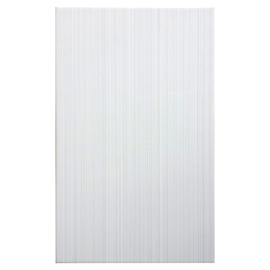 Shop Style Selections Blairlock White Ceramic Wall Tile Common 10 In X 16 In Actual Ceramic Wall Tiles White Wall Tiles Wall Tiles