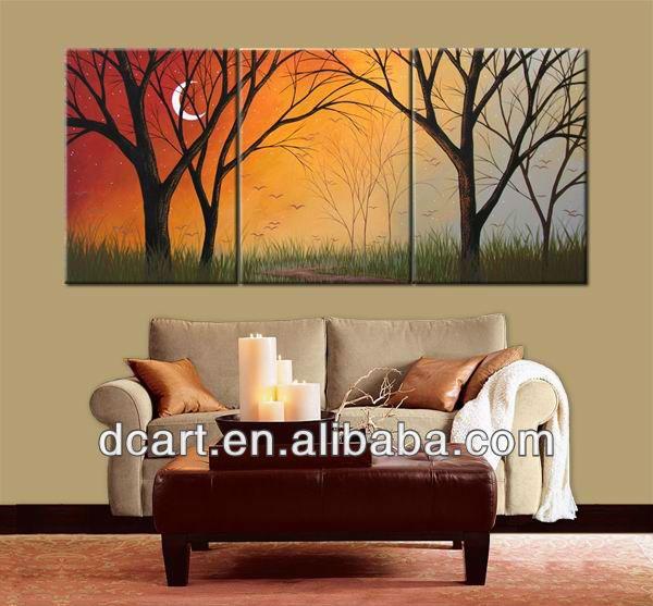 Decoracion de salas modernas imagenes buscar con google - Pinturas modernas para sala ...
