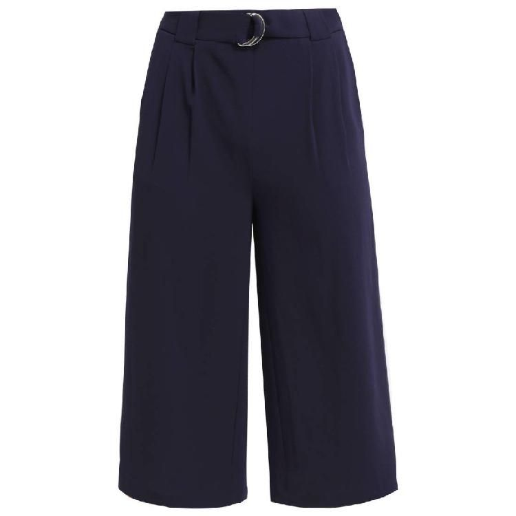 Stoffhose - navy by New Look