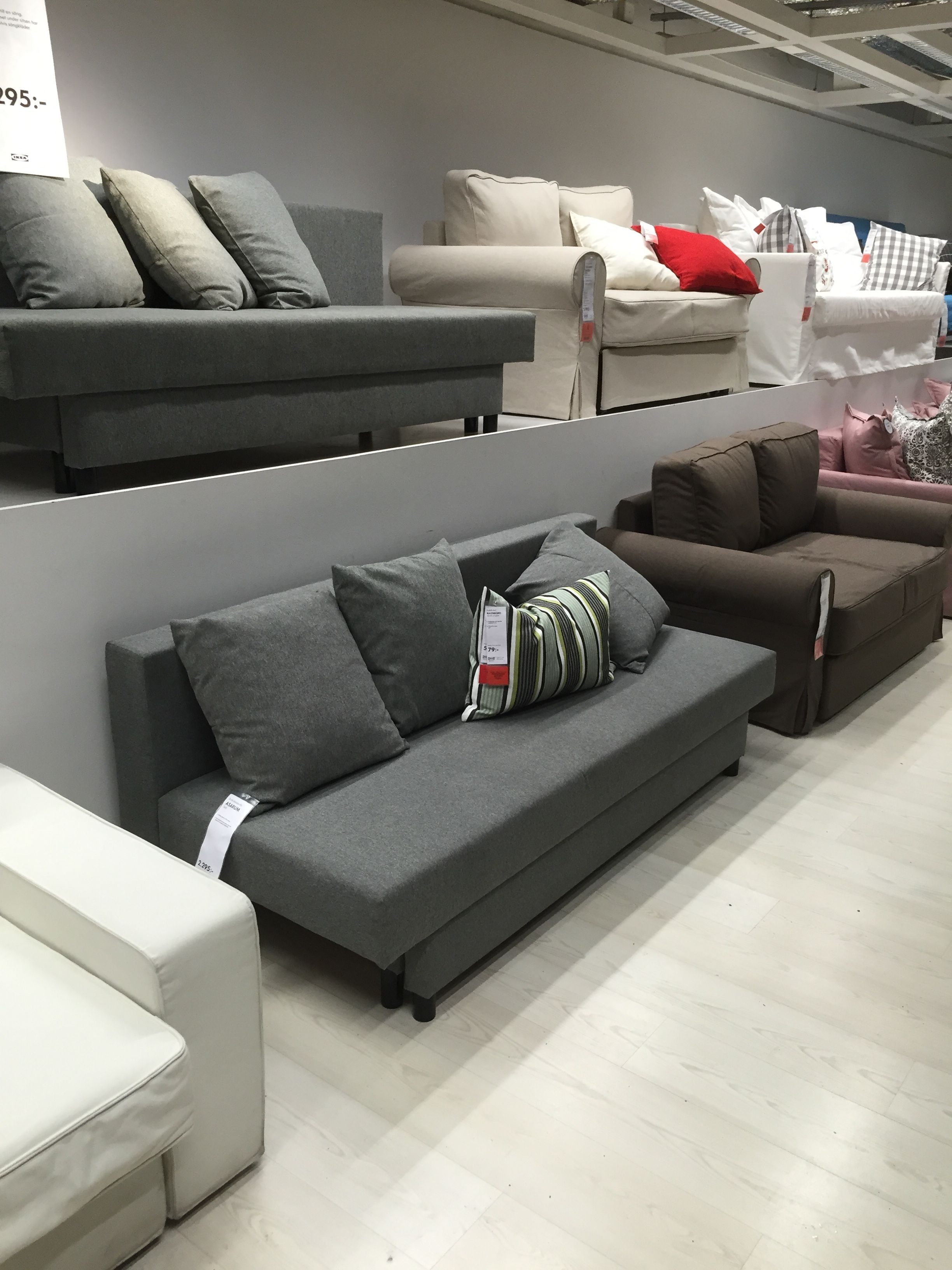Bäddsoffa till Rum 3, Ikea Vår nya lya! Sofa, Furniture, Home decor