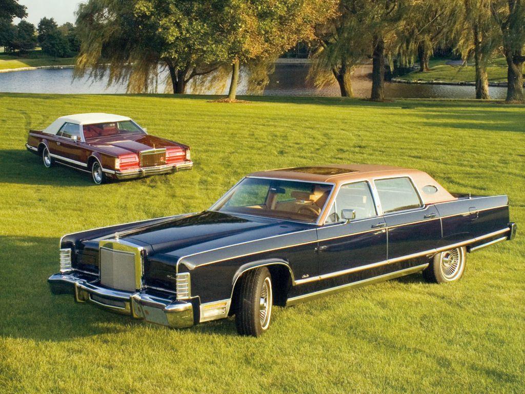 lincoln continental mark v lincoln continental town car 39 1977 mark v 39 1978 lincoln mercury. Black Bedroom Furniture Sets. Home Design Ideas