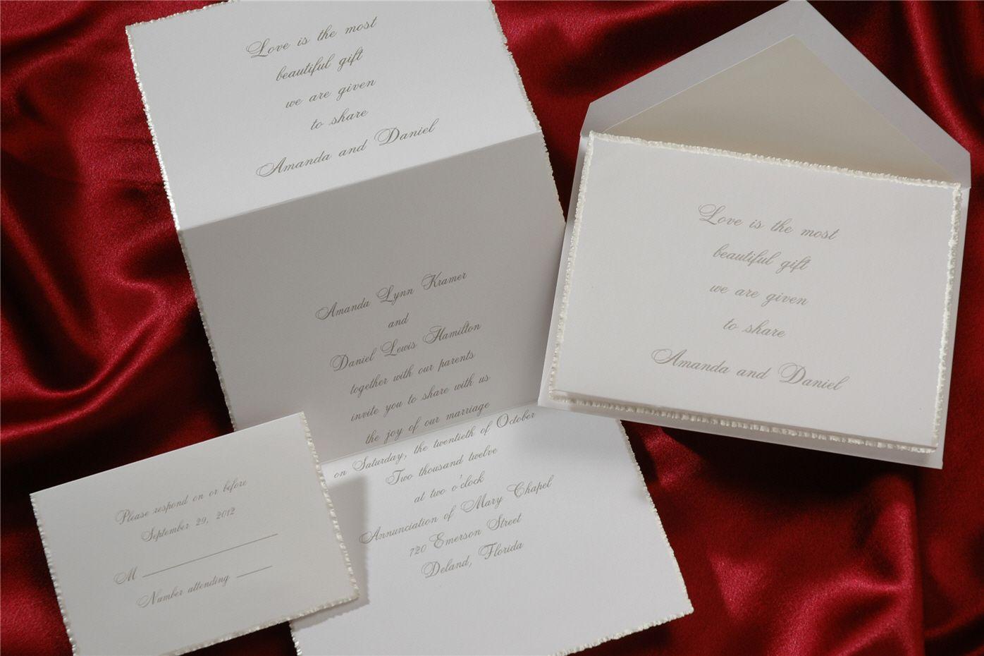 Birchcraft Invite Book Wedding Invitations Wedding Invitations Invitations