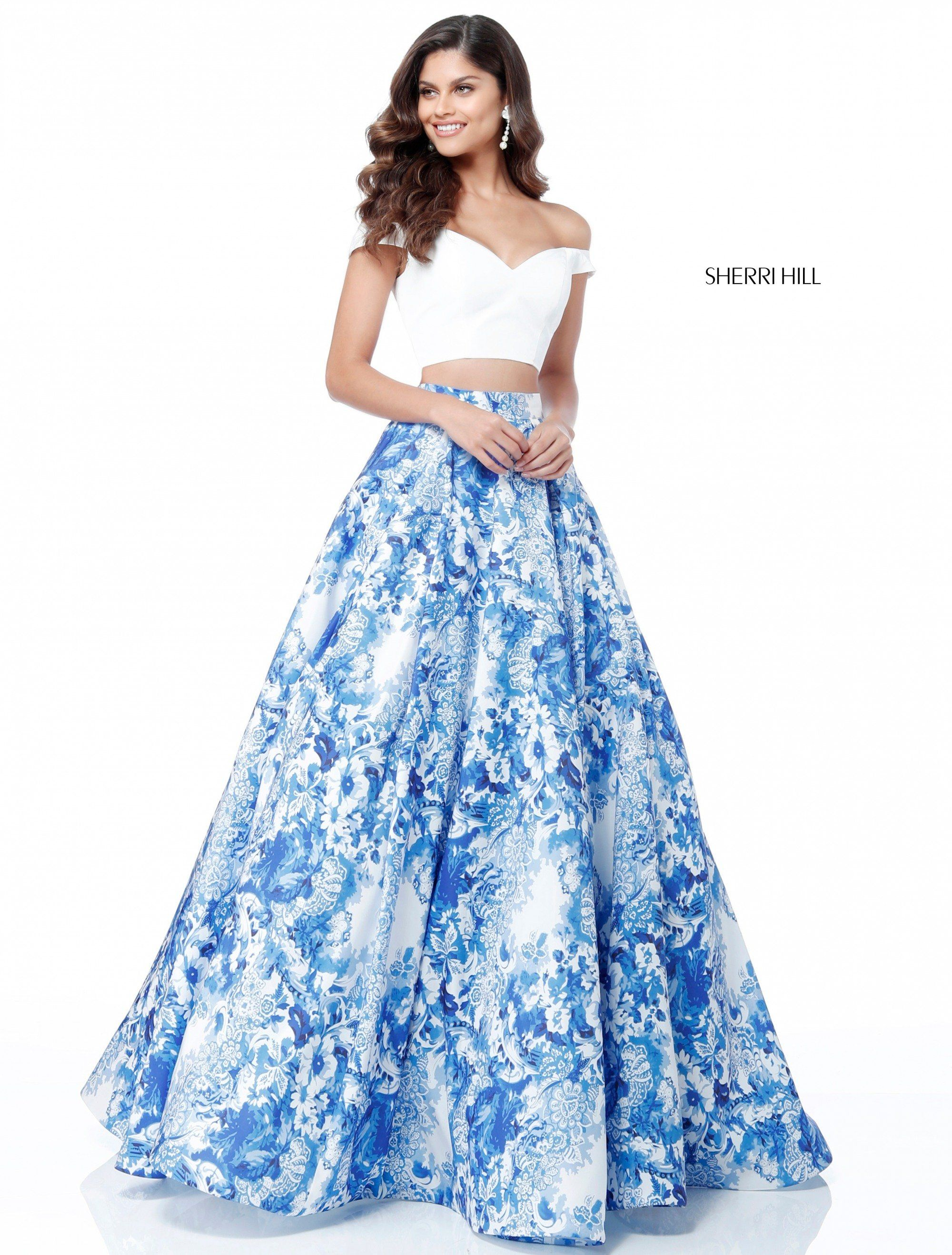 Sherri Hill 51680 | Prom, Clothing and Drop