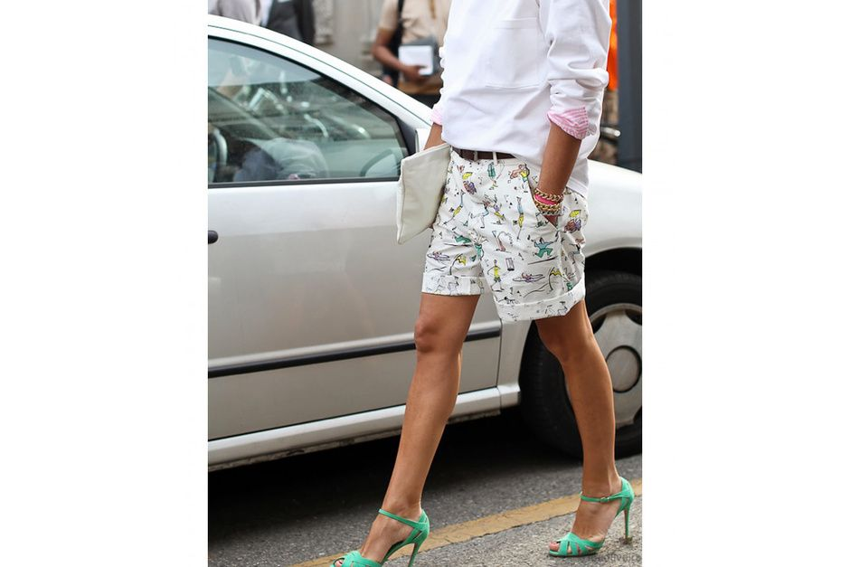 Bermuda: i modelli più cool della Primavera-Estate 2015 - Grazia.it