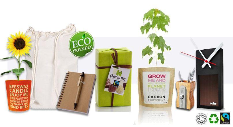 Quels sont les types de cadeaux respectueux de l'environnement