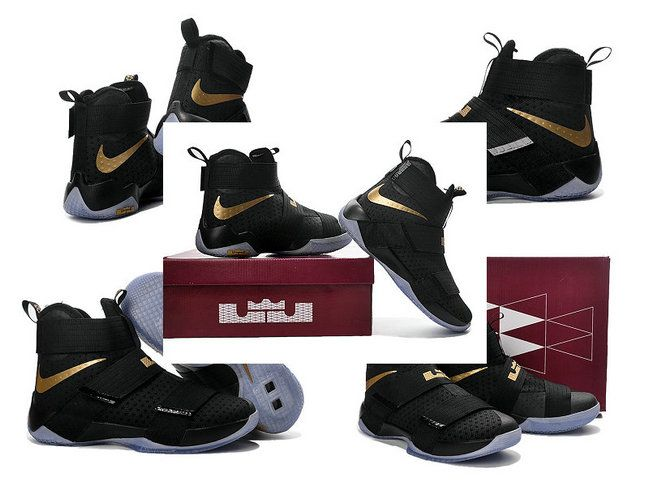 44a5ade79d80 Free Shipping Only 69  Big Boys Womens Youth Nike LeBron Soldier 10 Final  NBA Championship