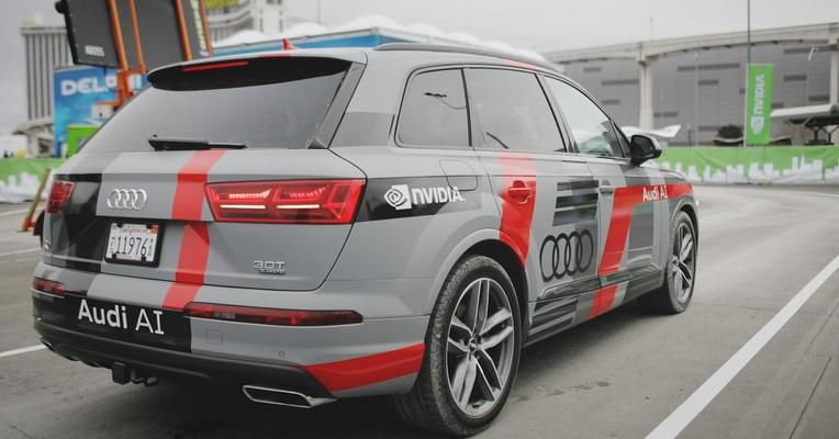 #World #News  Take a ride with us in a self-driving Audi Q7 using Nvidia autonomous tech  #StopRussianAggression