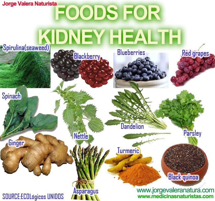 food kidney health foods kidneys diet disease function healthy avoid cleanse improve detox wellness