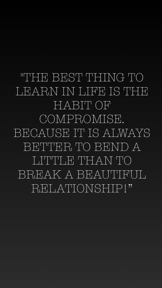 """""""The best thing to learn in life is the habit of ..."""