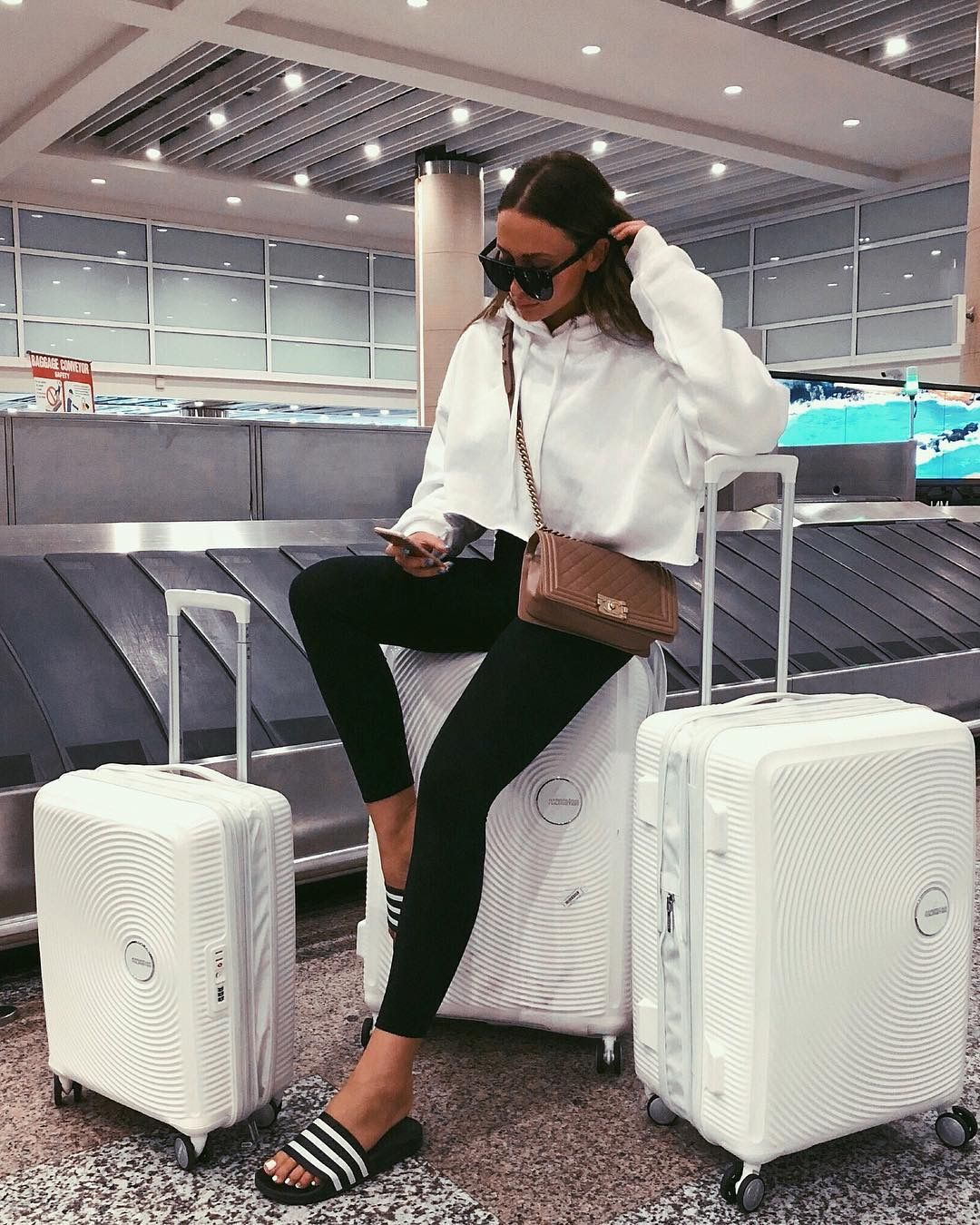 Www Maisonjaccollection Com Fashion Clothing Activewear Shoes Swimwear Shipped Globally To Your Door Airport Outfit Fashion Travel Outfit Flight Outfit