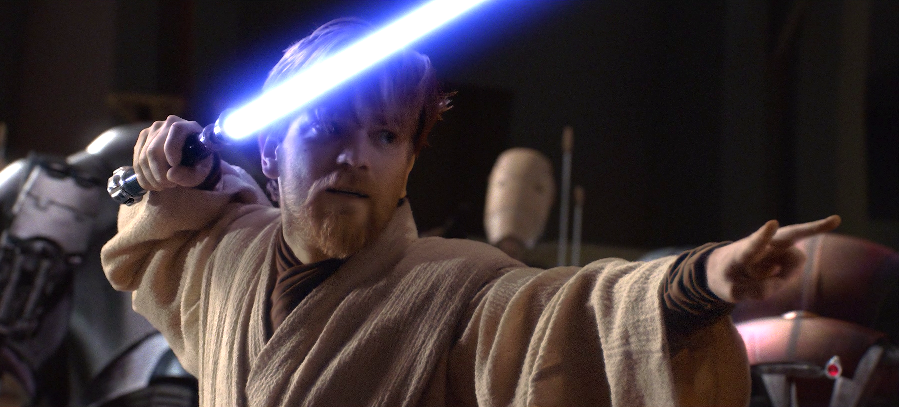 Obi-Wan Kenobi's third...