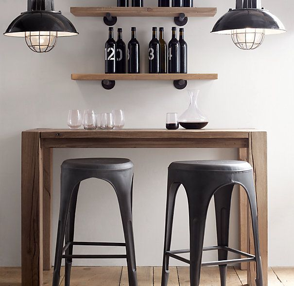 Surprising Remy Stool Industrial Love Industrial Interior Spiritservingveterans Wood Chair Design Ideas Spiritservingveteransorg