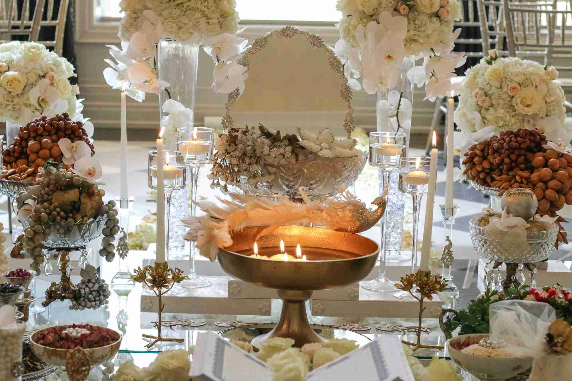 gallery ever thine events bridal shower baby shower sofreh aghd toronto