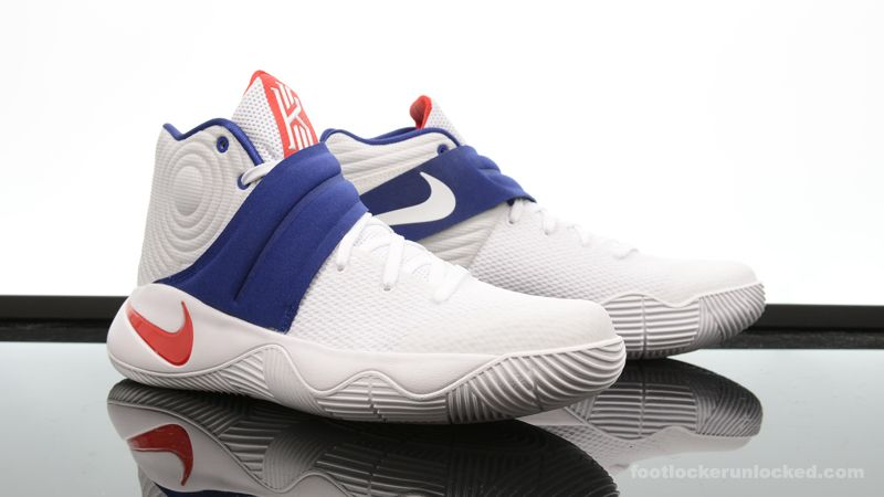 70f69975a9a99 Foot-Locker-Nike-Kyrie-2-Red-White-Blue-
