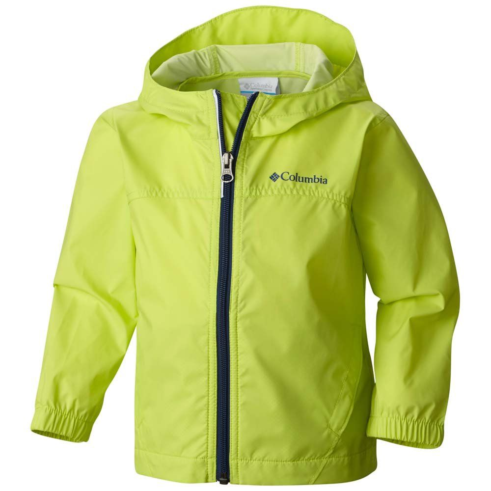 e18f2765 Columbia Toddler Boys' Glennaker Rain Jacket, Voltage, 2T. Waterproof  fabric. Elastic