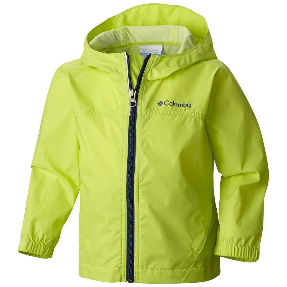 Columbia Toddler Boys' Glennaker Rain Jacket, Voltage, 2T ...