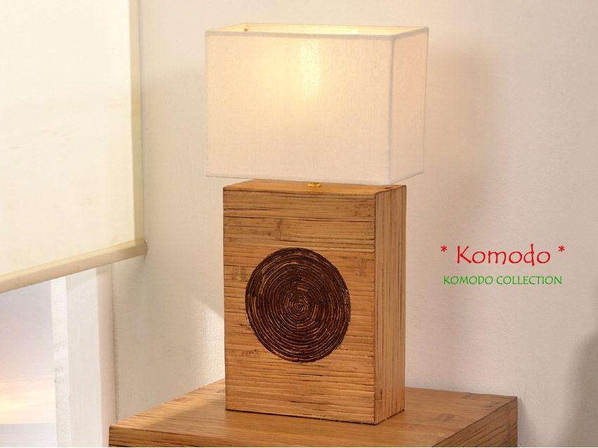 Komodo Tischlampe Nachttischlampe Komodo Collection