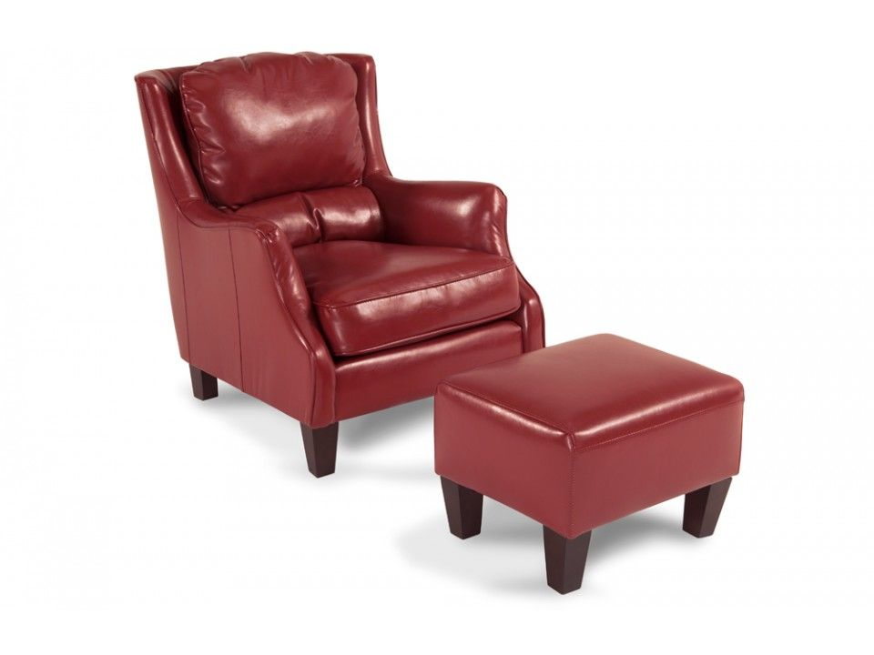 Rondo Chair Ottoman Bob S Furniture
