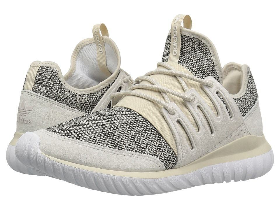 8416cf8ca87f adidas Originals Tubular Radial Knit Men s Running Shoes Clear Brown Light  Brown Core Black
