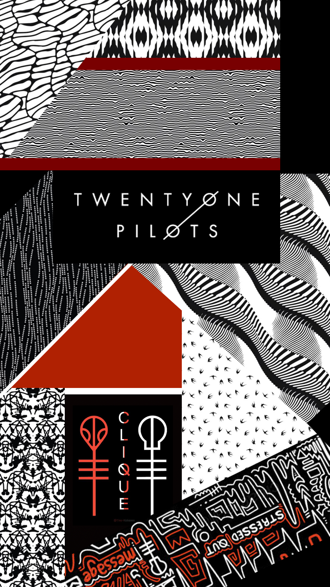 Blurryface Twenty One Pilots Wallpaper Phone Iphone Android Galexy