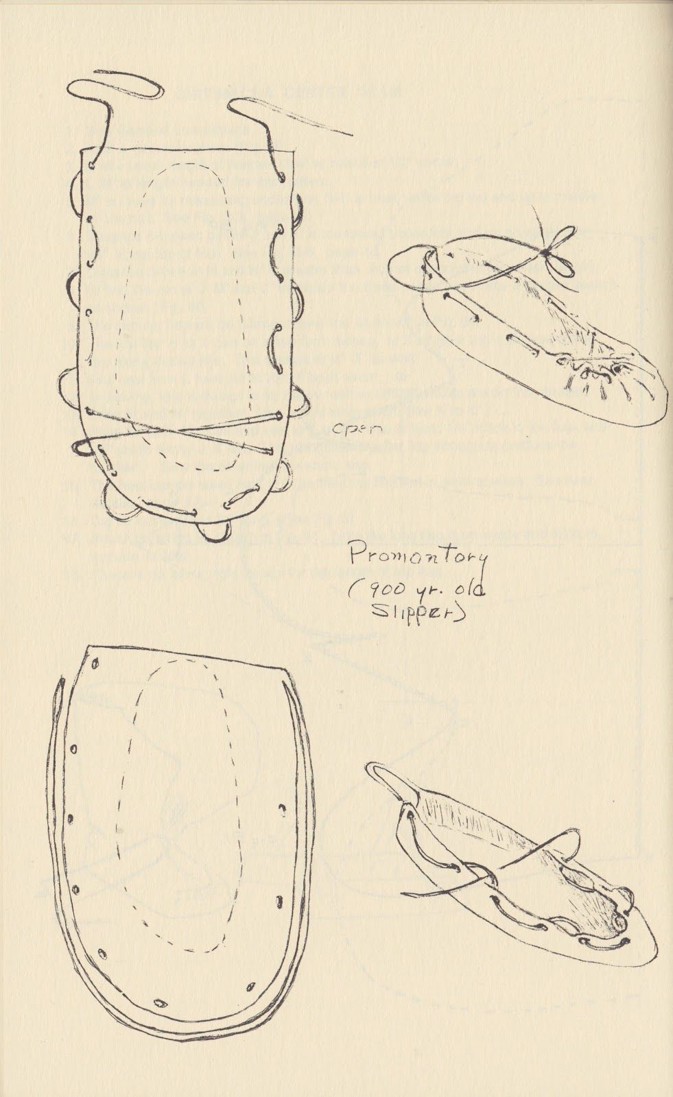 Introducing New Worlds With A Shrug Extra Moccasin Patterns Moccasin Pattern Diy Slippers Native American Moccasins