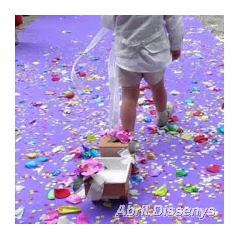 Camión para los Anillos Orquídeas | Pinterest | Bodas divertidas ...