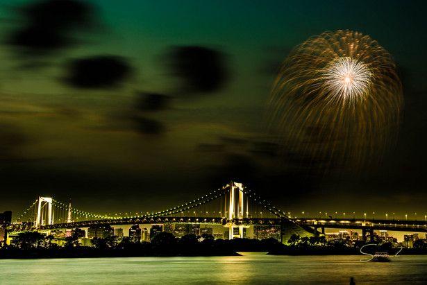 GANREF | 東京湾花火大会2015~夜のとばり~
