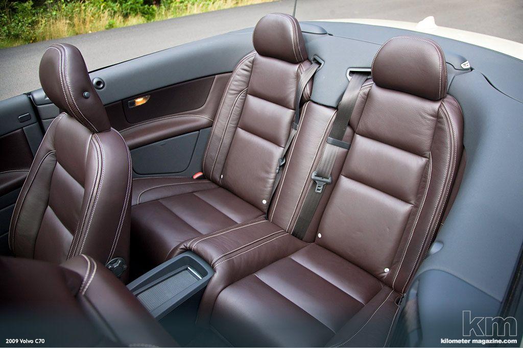 2009 Volvo C70 Interior 10 Jpg 1024 682