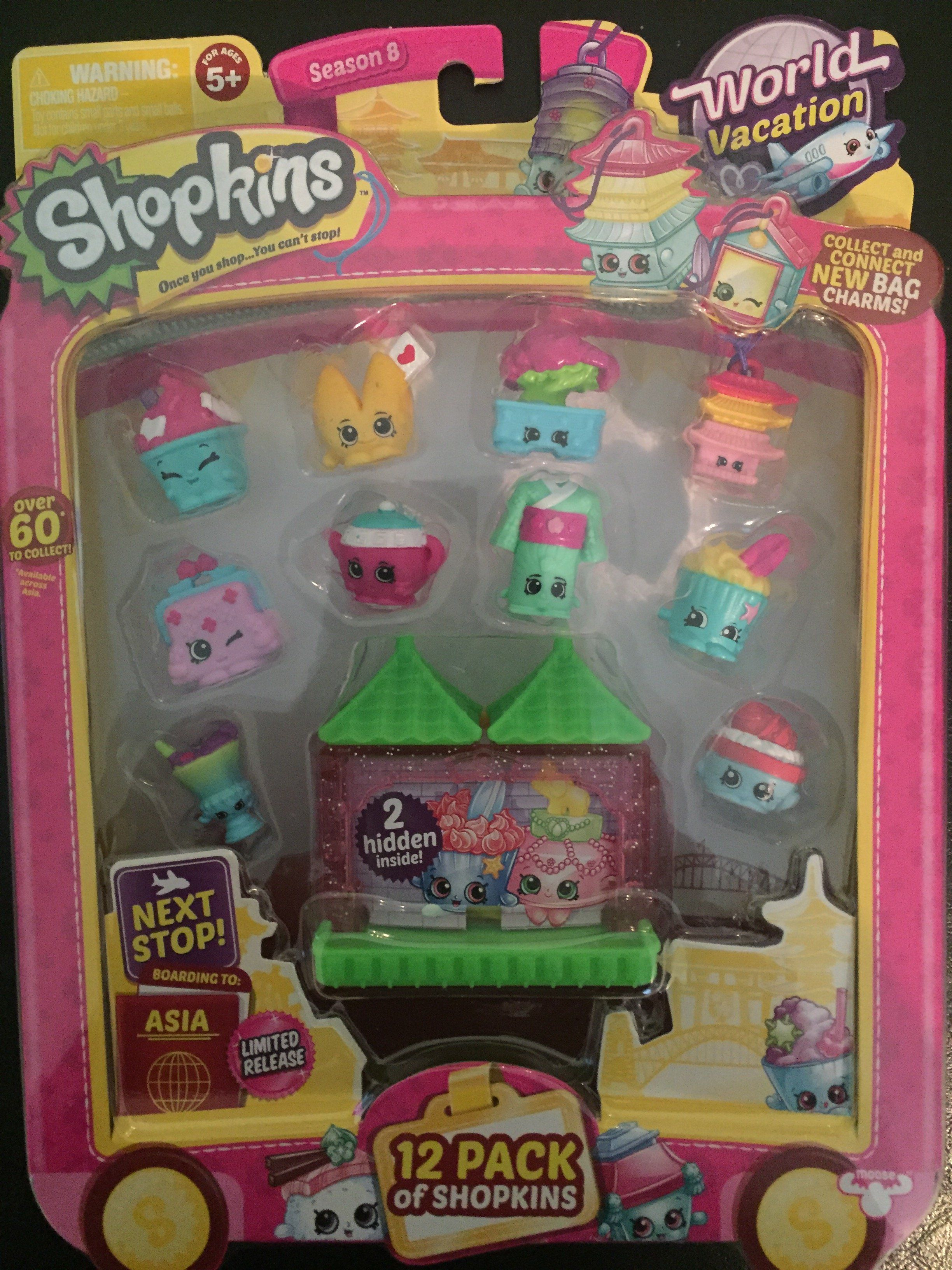 Shopkins 12 Pack-Serie 8 WAVE 3