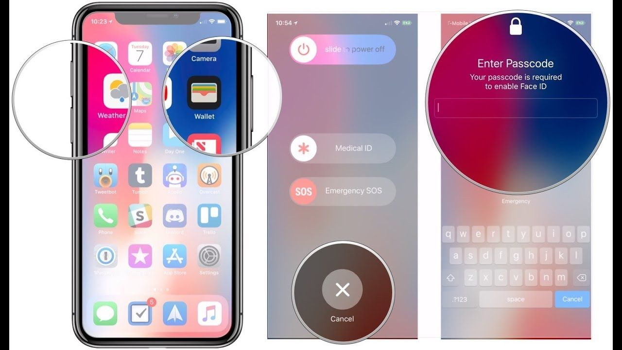 How to Temporarily Disable Face ID on iPhone X https