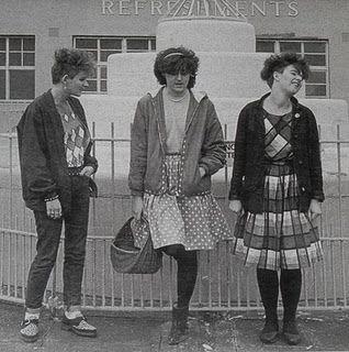 1980s Alternative Fashion