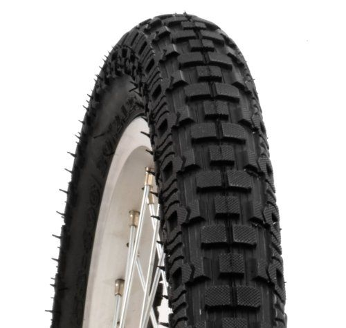 Bike Tires Schwinn Knobby Bike Tire With Kevlar Black 20 X 212inch You Can Find More Details By Visiting The Image Link Bike Tire Schwinn Bicycle Tires