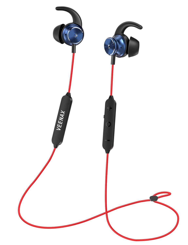 Veenax écouteurs Sans Fil à Réduction De Bruit Anc Fly Casque