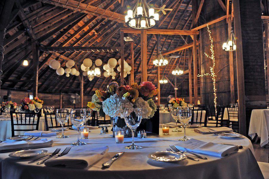 Vermont Barn Wedding At Round Farm