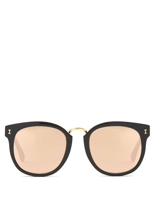 501bc9bbaba ILLESTEVA Sardinia acetate sunglasses.  illesteva  sunglasses ...