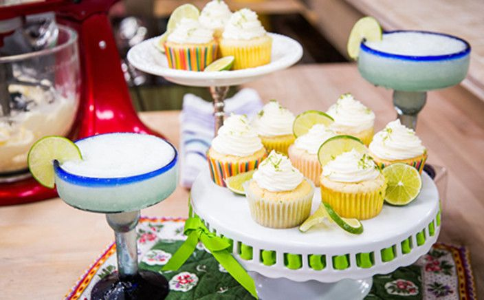 Thea Andrews' Adult Cupcake Recipe