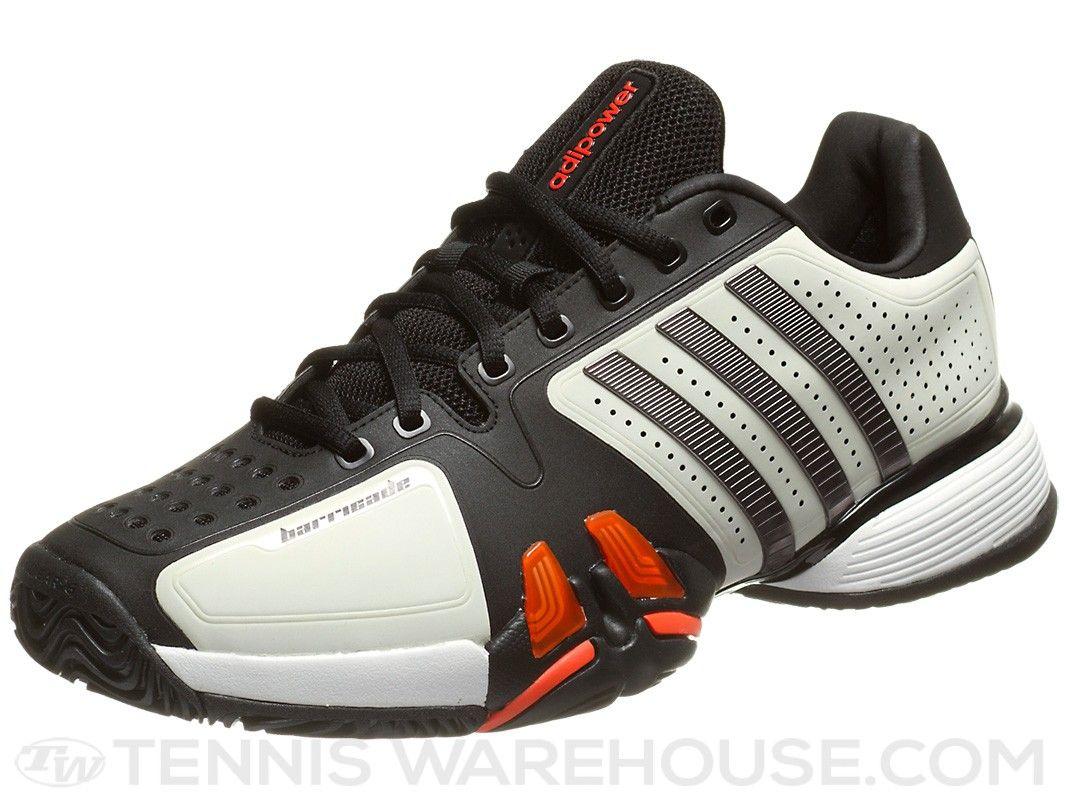 adidas Barricade 7.0 White Black Men s Shoe  7bc0648d30