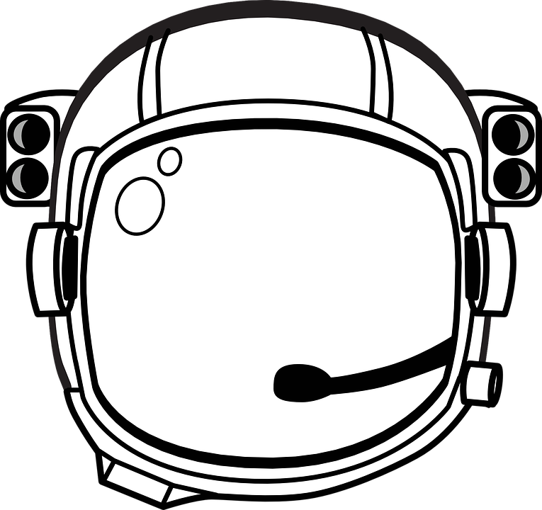 Astronaut Helmet Free Printable Astronaut Helmet Astronaut Craft Space Crafts