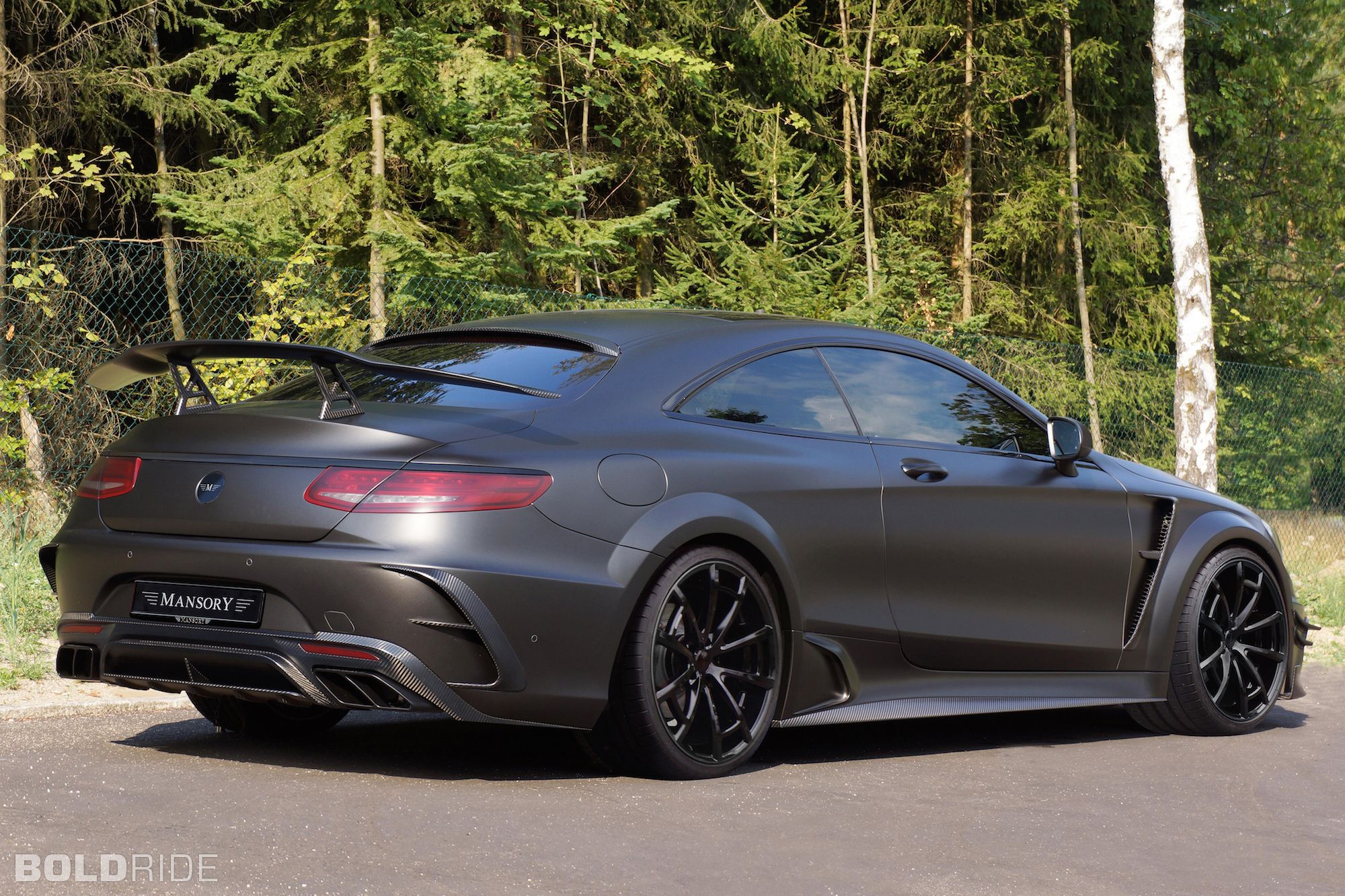 2016 mansory mercedes benz s63 amg coupe black series images