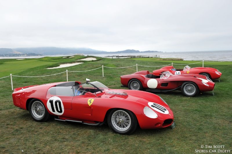 COACHBUILD.COM - Ferrari 250 TRI61 Fantuzzi Spyder 1961 #0792TR