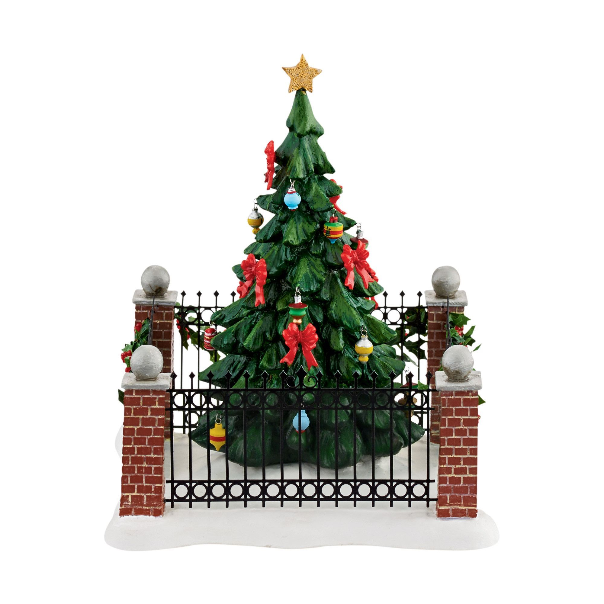 Department 56 City Town Tree