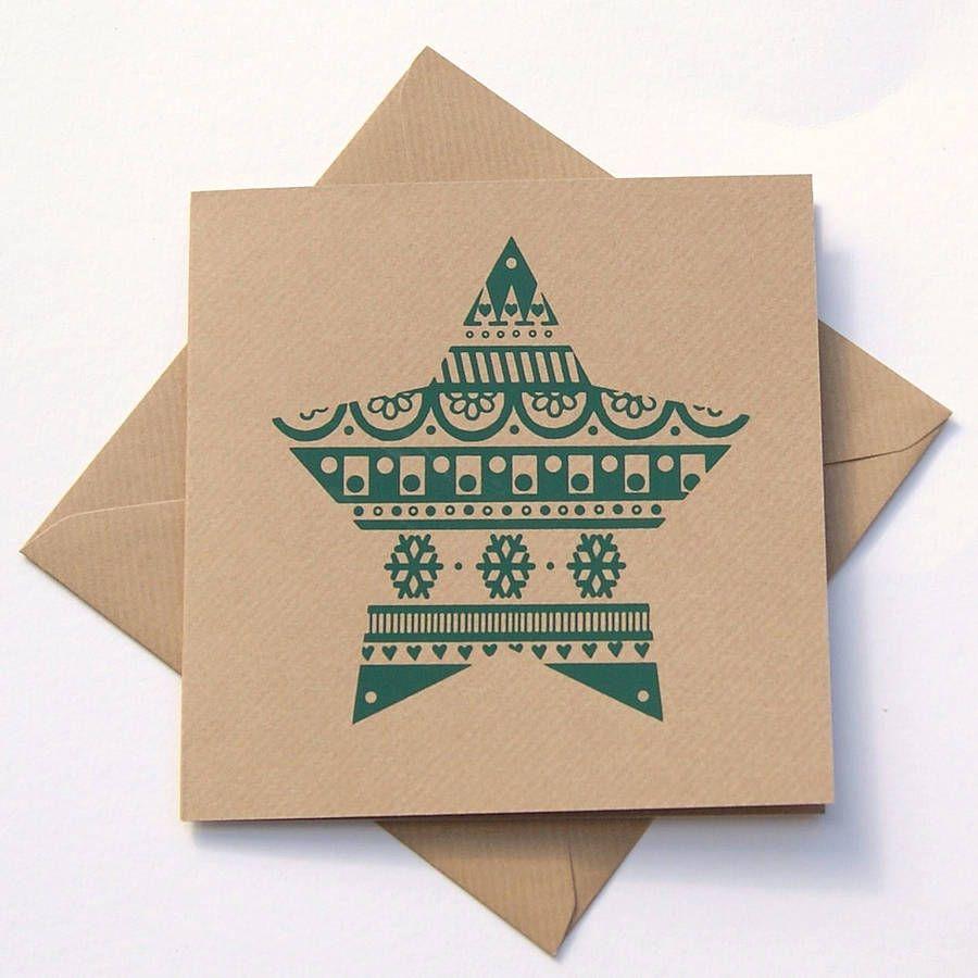 printed christmas cards - Google Search | Art Ideas | Pinterest ...