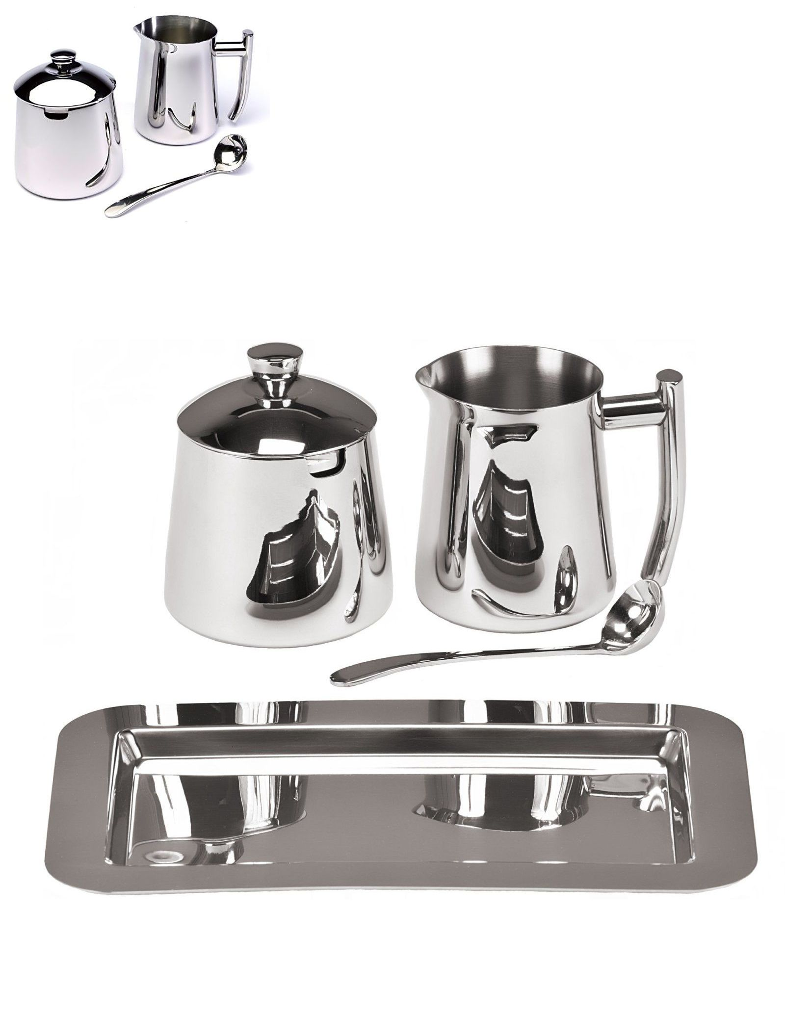 Frieling Usa and sugar 103434 frieling usa 18 10 stainless steel creamer