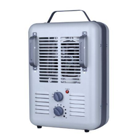 Utility \u0027Milkhouse\u0027 Style Electric Space Heater #DQ1702 Product