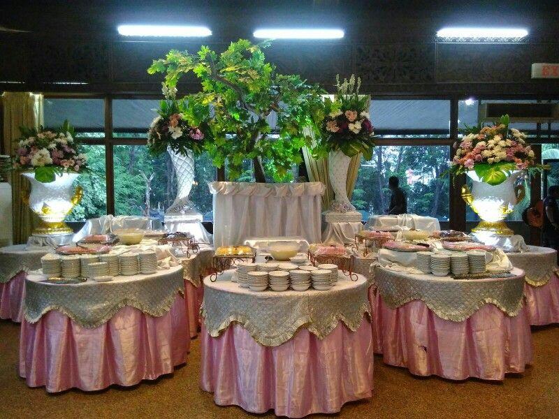 Decor And Catering Daffa Catering Mua Putri Nawangsari Venue Balai Makarti Muktitama Kalibata Putri Catering